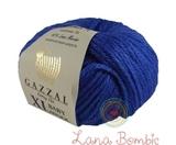 Пряжа Gazzal Baby Wool XL 830 электрик