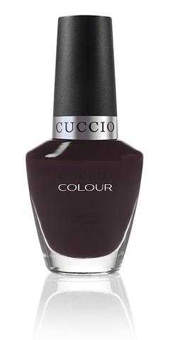 Лак Cuccio Colour, Romania after Dark, 13 мл.