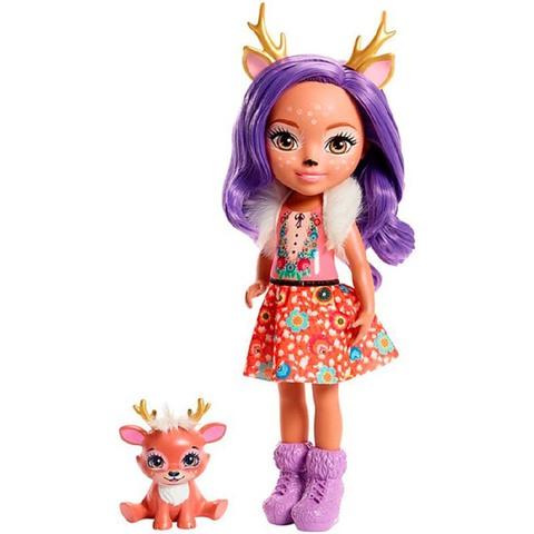 Большая кукла Данэсса Оленни. Энчантималс