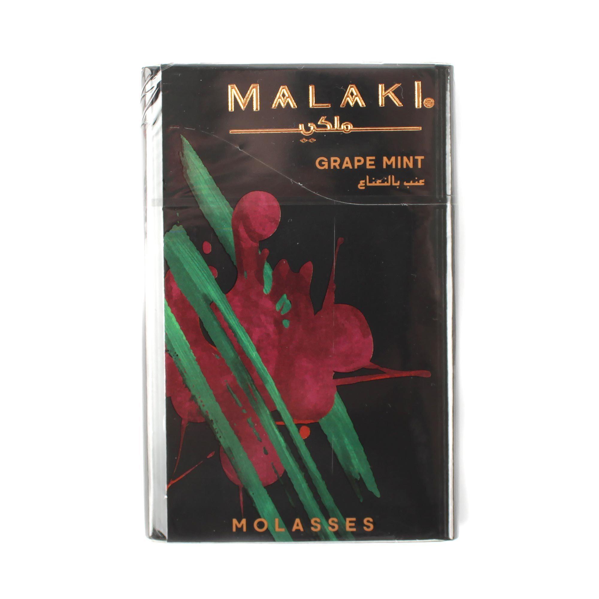 Табак для кальяна Malaki Grape Mint 50 гр