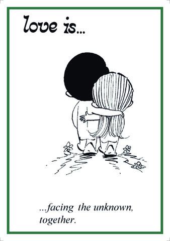 Açıqca\Открытки\Postcard Love is... 11