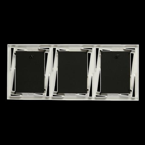 Фоторамка на 3 фото