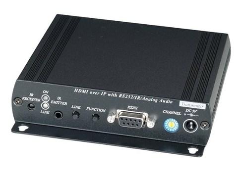 Передатчик HDMI по Ethernet HE05BT