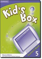 Kid's Box 1Ed 5 TB