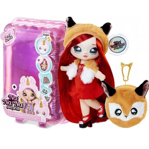 Кукла На На На Сюрприз Рокси Фокси Серия 1