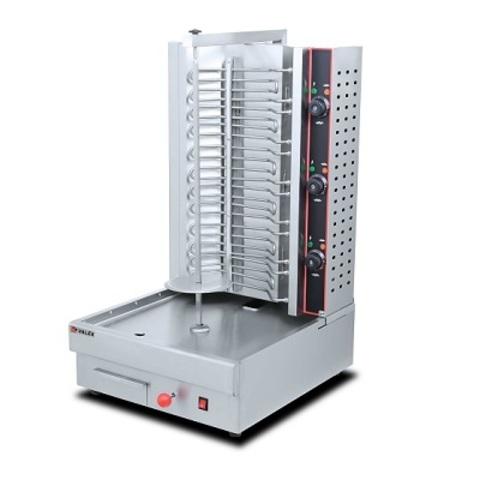 Аппарат для шаурмы VALEX HES-E2, ( 535х610х960 мм, 7,8 кВт, 220В).