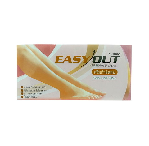 Крем для депиляции Mistine Easy Out Hair Remover Cream 50гр.