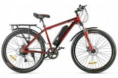 Электровелосипед Eltreco XT 800 (2020) Красно-чёрный