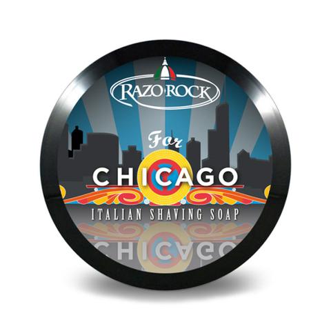 Мыло для бритья Razorock For Chicago Italian 150 мл