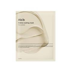 Тканевая Маска  Abib Crème Coating Mask Tone up 5ea