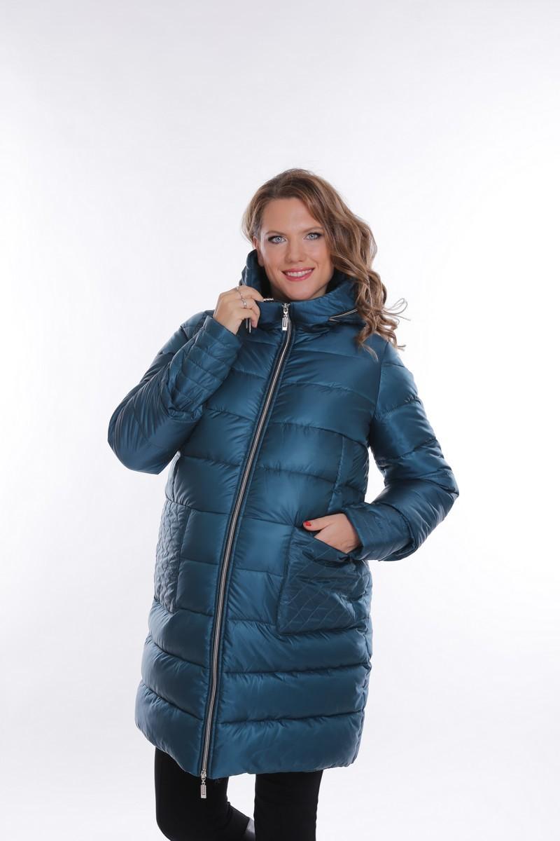 Куртка для беременных 08692 изумруд