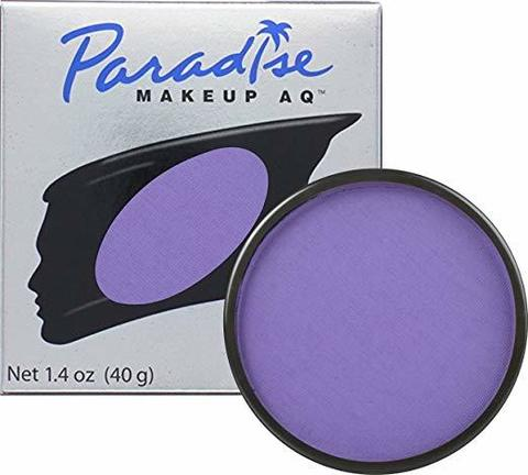 MEHRON Профессиональный аквагрим Paradise, Аквагрим Violet (Фиолетовый), 40 г