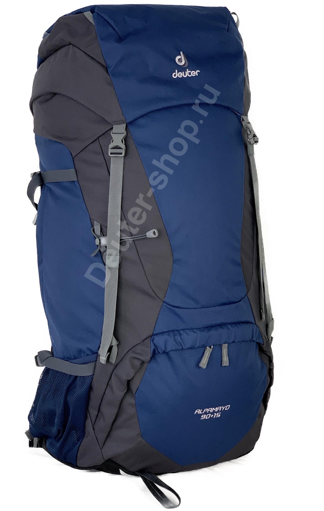 Туристические рюкзаки большие Рюкзак Deuter Alpamayo 90 + 15 (2020) C389507A-0626-4C6E-AFFB-F3153AAC9A5F.jpeg
