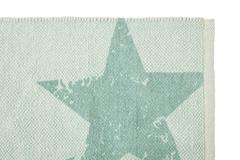 Ковер + Наволочка Lorena Canals Vintage Verde Jade (120 x 160)