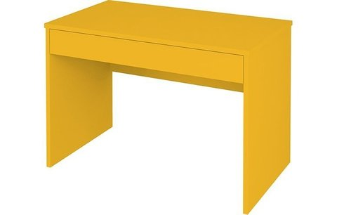 Стол письменный Polini kids City, желтый