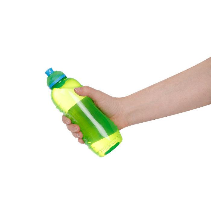 """Бутылка для воды Sistema """"Hydrate"""" 460 мл, цвет Зеленый"""