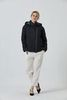 SICV-I115/91-женская куртка на нано-пухе
