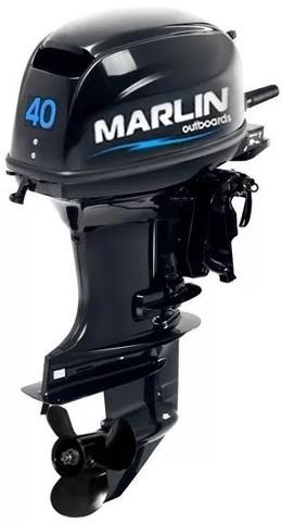 2х-тактный лодочный Мотор MARLIN MP 40 AMHS