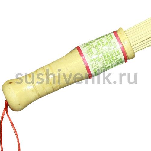 Веник бамбуковый короткий
