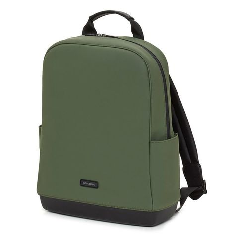 Рюкзак Moleskine The Backpack зеленый ET9CC02BKB 41x13x32см