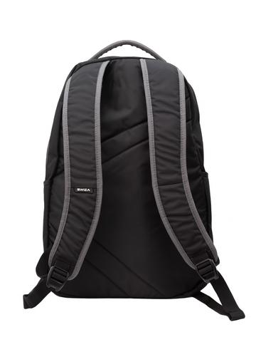 Рюкзак SWIZA Bertus, черный, 46х33х18 см, 19 л