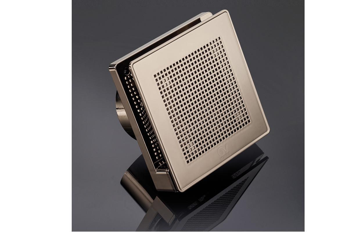 Vortice (Италия) Вентилятор бытовой Punto Evo ME 100/4 LL YELLOW GOLD (2 скорости) ЕГ01.jpg
