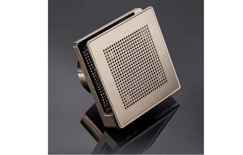 Вентилятор бытовой Punto Evo ME 100/4 LL YELLOW GOLD (2 скорости)