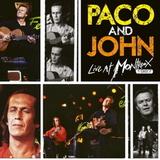 Paco De Lucia & John McLaughlin / Live At Montreux 1987 (2LP)