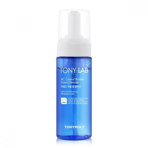 Tony Moly Tony LAB AC Control Bubble Foam Cleanser кислородная пенка для проблемной кожи