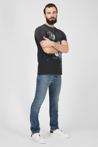 Мужские синие джинсы THOMMER-X Diesel