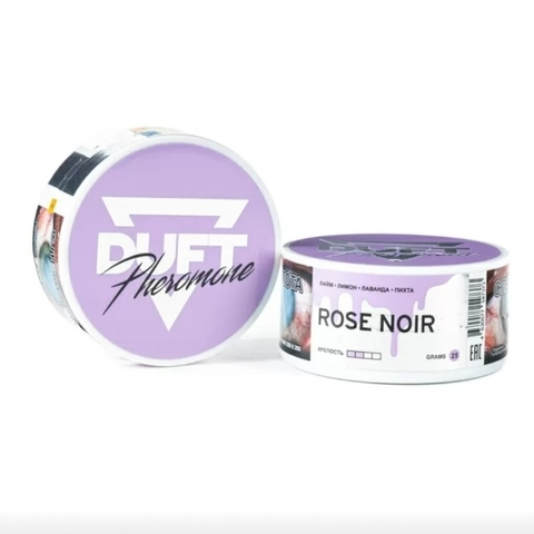 Табак Duft Rose Noir (Лайм лимон лаванда пихта) 25г