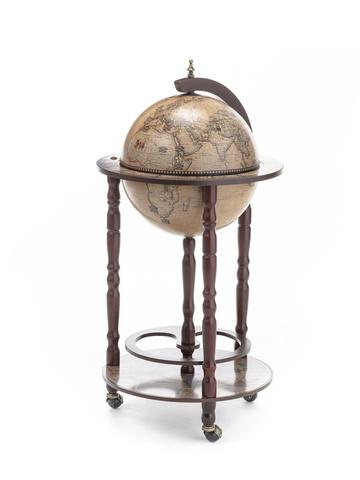 Глобус-бар напольный «Аттила»