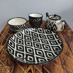 Набор чайный Атлас, 10 предметов