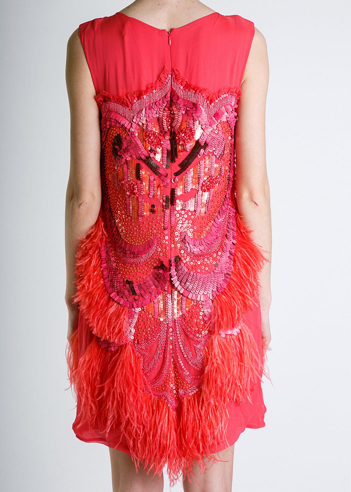 Платье MATTHEW WILLIAMSON