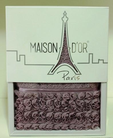 Полотенце махровое в коробке ROSA - РОЗ 50х100 Maison Dor(Турция).