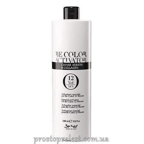 Be Color Special Activator for Be Color 12 Minute 3,6% - Окисник для волосся 3,6%