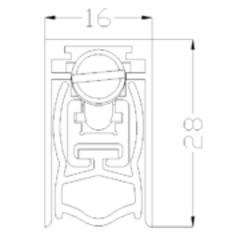 290SF Порог автоматический SIPAM
