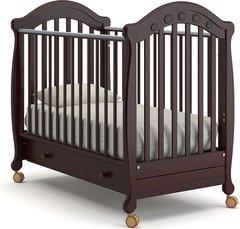 Кровать детская Джозеппе махогон