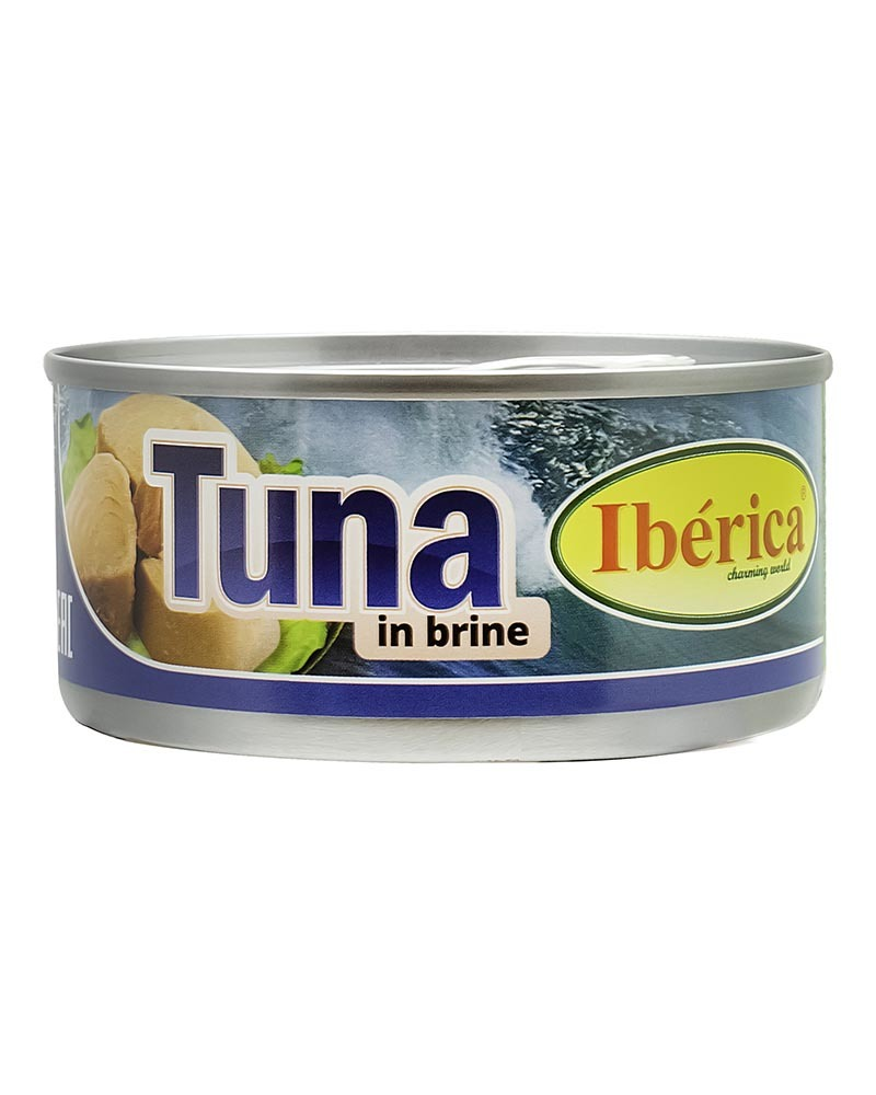 Тунец Iberica в собственном соку 160 гр