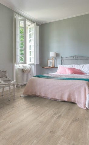 Caribbean Oak Grey | Ламинат QUICK-STEP ULW1536