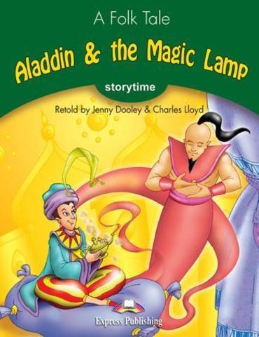 Aladdin & the Magic Lamp. Книга для чтения. Stage 3 (3-4 классы) с электронным приложением