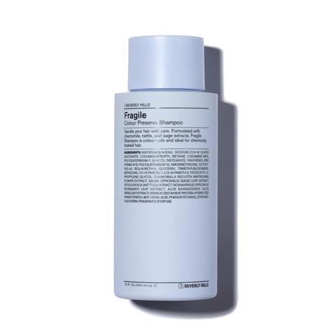 Шампунь для окрашенных и поврежденных волос / J Beverly Hills Fragile Shampoo