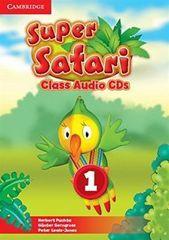 Super Safari  1 Class Audio CDs (2)