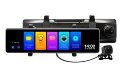 Видеорегистратор TrendVision MR-1000 AI Smart Assist