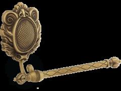 Бумагодержатель открытый настенный Migliore Cleopatra ML.CLE-60.705