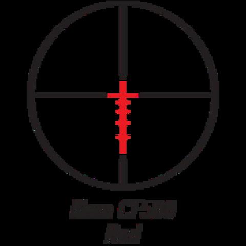 ПРИЦЕЛ BUSHNELL BANNER 3-9X40M, СЕТКА CF500, 613946B