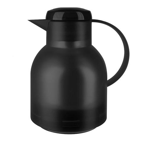 Термос-чайник Emsa Samba (1 литр), черный