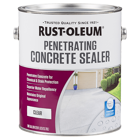 PENETRATING CONCRETE SEALER глубоко проникающая пропитка для бетона