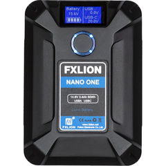 Батарея Fxlion NANO ONE Ultra-Compact V-Mount (14.8V 50Wh)