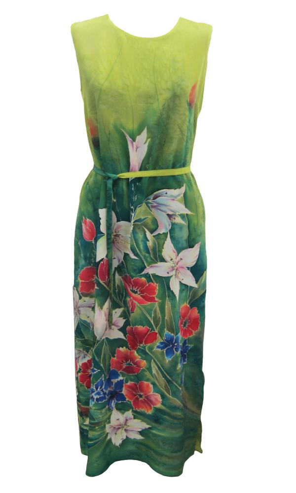 Платье Краски лета P-01